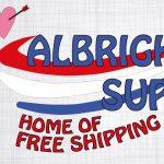 Albright's Supply Flash Sale: 10% Off