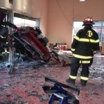 Indy Customs Damaged in Massive Collision