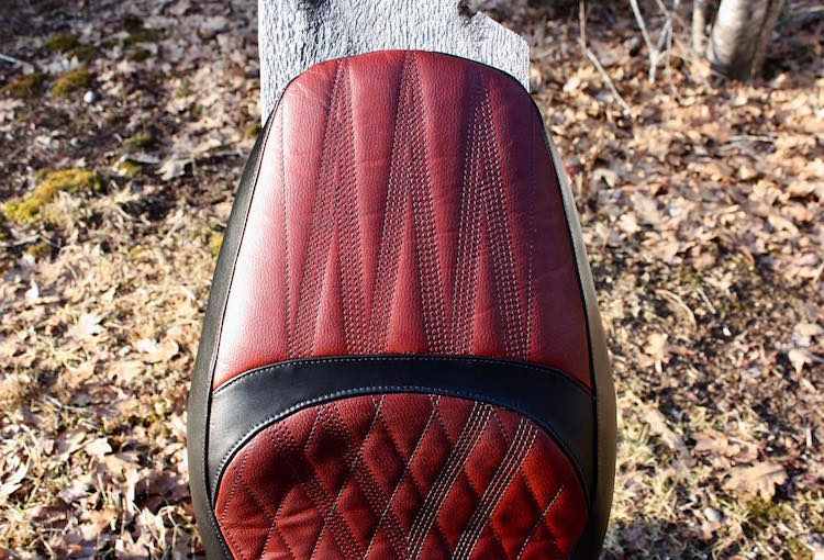 The Hog Ring - The Maven of Custom Motorcycle Seats