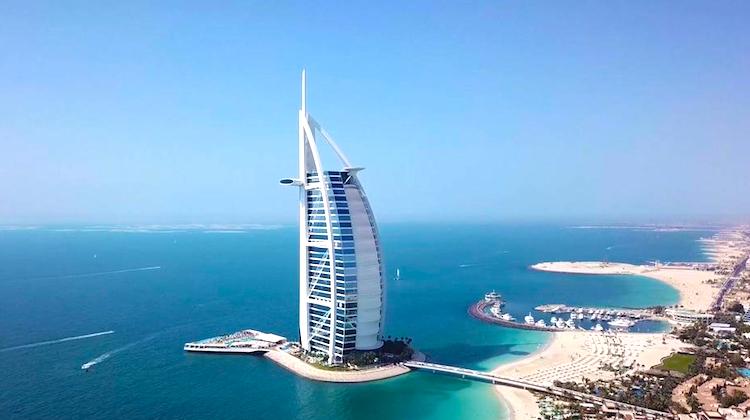 The Hog Ring - Burj Al Arab