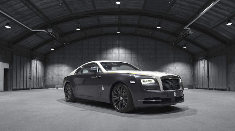 The Hog Ring - This Rolls-Royce Headliner is a Masterpiece 1