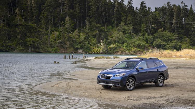The Hog Ring - Subaru to Offer Waterproof Upholstery