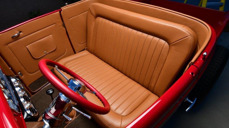 The Hog Ring - Catch Douglass Interior Products at SEMA