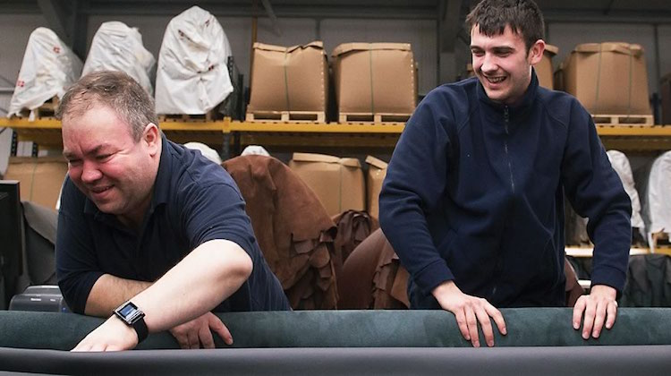 The Hog Ring - Scottish Leather Group to Open New Auto Leather Plant