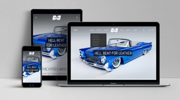 The Hog Ring - Studio Habgood - Hydes Wants to Help You Launch a Better Website