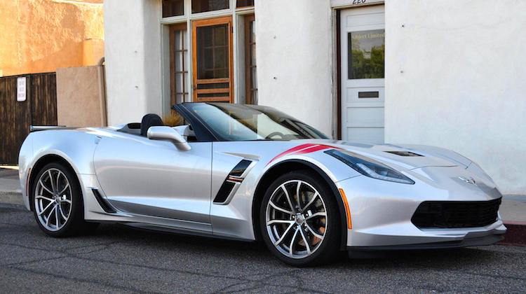 The Hog Ring - Buy the Last 7th Gen Corvette Convertible