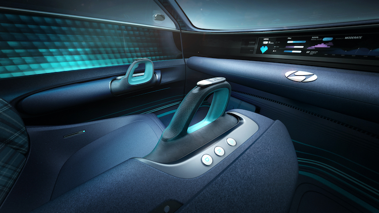 The Hog Ring - Hyundai Unveils Car with Joystick Steering