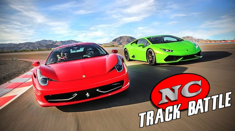 The Hog Ring - NC Track Battle 1