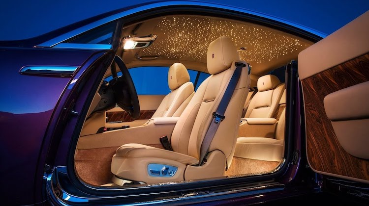 The Hog Ring - Why Rolls-Royce Interiors are so Great