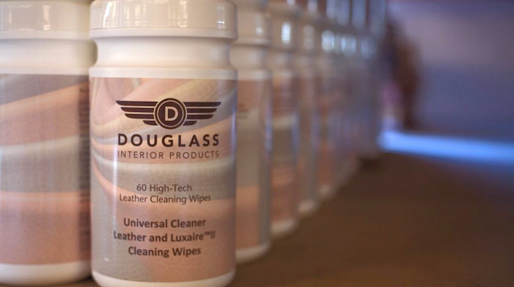 The Hog Ring - Disinfect Car Interiors With Douglass Universal Cleaning Wipes