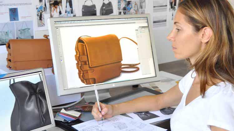 The Hog Ring - Audi Interior Designer Now Makes Handbags