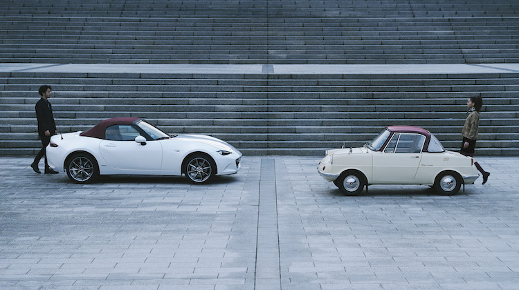 The Hog Ring - Mazda 100-Year Anniversary Miata