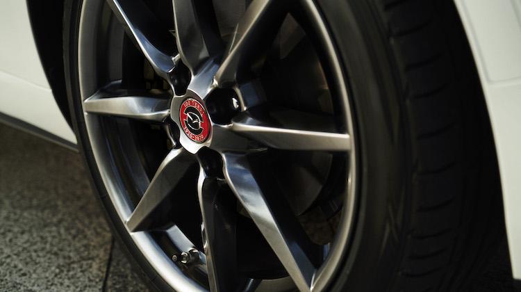 The Hog Ring - Mazda 100-Year Anniversary Miata