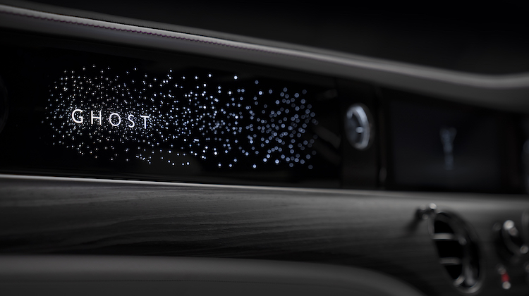 The Hog Ring - Rolls-Royce to Debut a Starlight Dashboard
