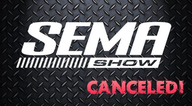 The Hog Ring - SEMA 2020 Canceled Due to Coronavirus