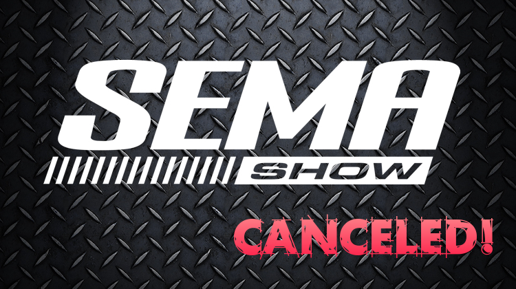 The Hog Ring - SEMA 2020 Canceled Due to Coronavirus