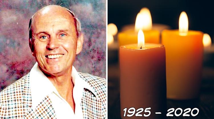 The Hog Ring - Trimmer Vaughn Edward Tessier Dies at 95