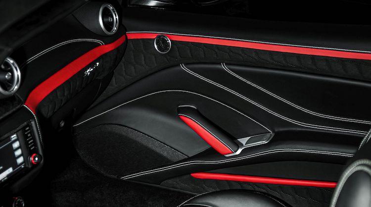 The Hog Ring - Vilner Ferrari California T is a Work of Art