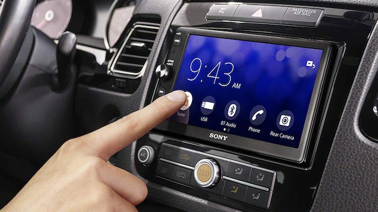 The Hog Ring - Touchscreens are Filthier than Steering Wheels and Toilets