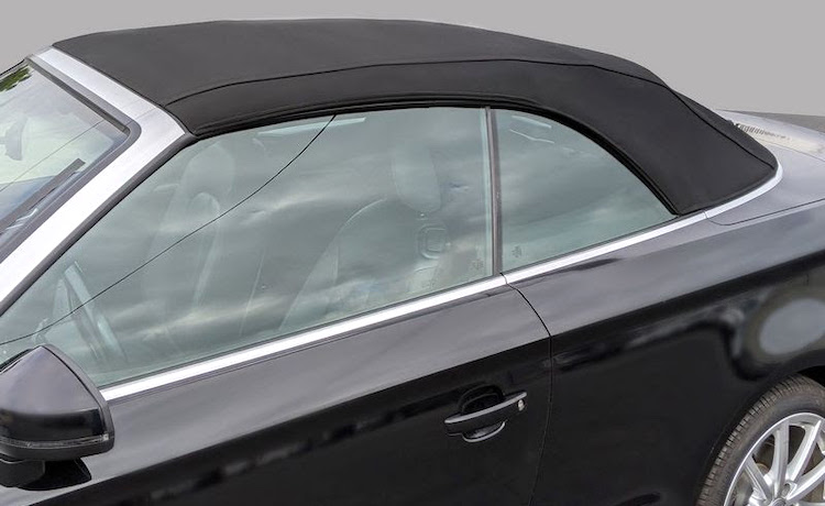 The Hog Ring - GAHH Introduces a Soft Top for the 2013-2020 Audi A3
