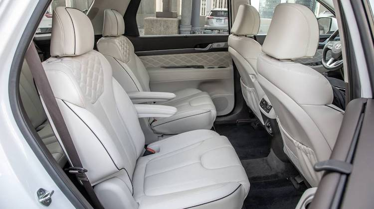 The Hog Ring - Hyundai Offers a Fix for the Palisade Stinky Leather