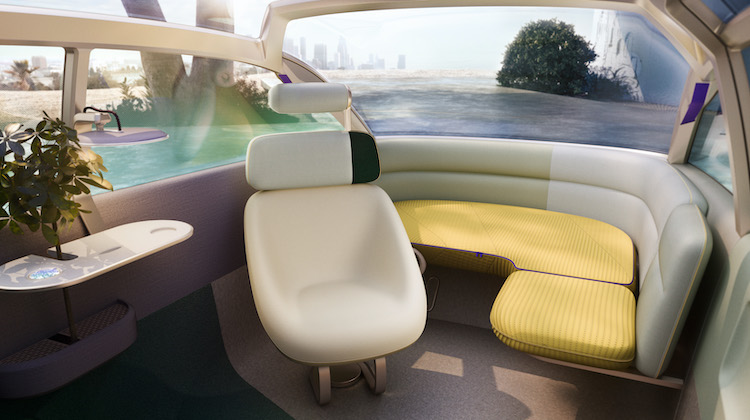 The Hog Ring - Mini Unveils its Vision Urbanaut Interior
