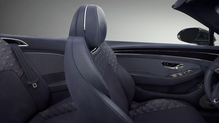 The Hog Ring - Bentley Reintroduces Tweed as a Super Luxury Fabric