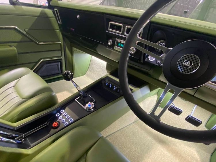 The Hog Ring - Brent Parker Motor Trimming 2020 NC Interior of the Year