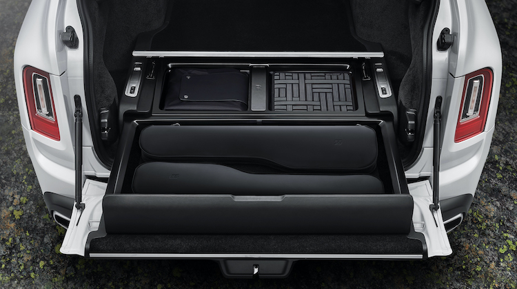 The Hog Ring - Rolls-Royce Debuts All-New Pursuit Seat