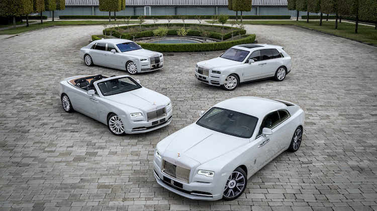 The Hog Ring - Rich People Designed More Rolls-Royce Cars than Ever During the Pandemic