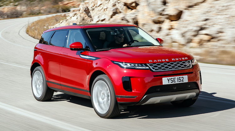 The Hog Ring - Range Rovers Recalled Over Flammable Upholstery