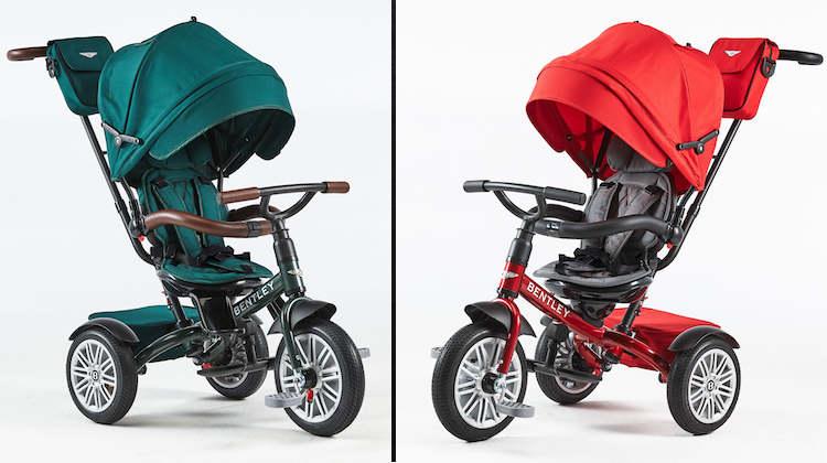 The Hog Ring - Bentley is Selling a Luxury Trike for Kids