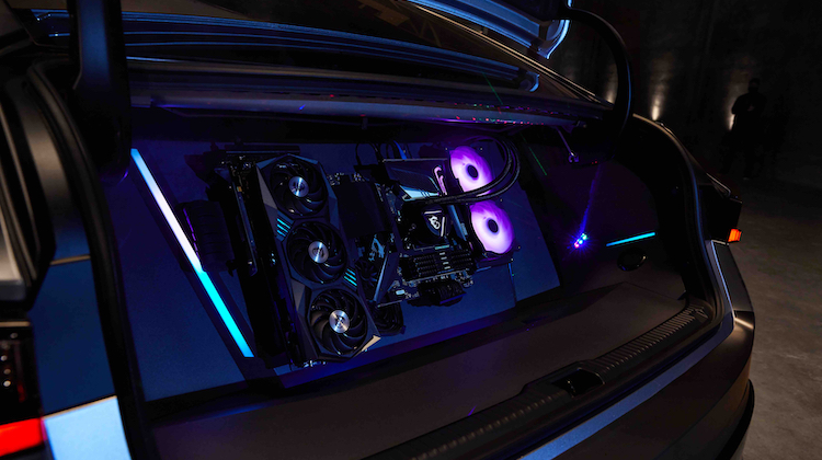 The Hog Ring - Lexus Built the Ultimate Gamers Interior