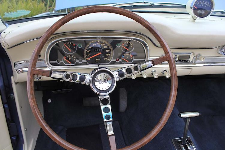 The Hog Ring - Pop the Original Mustang Steering Wheel Cap for a Surprise