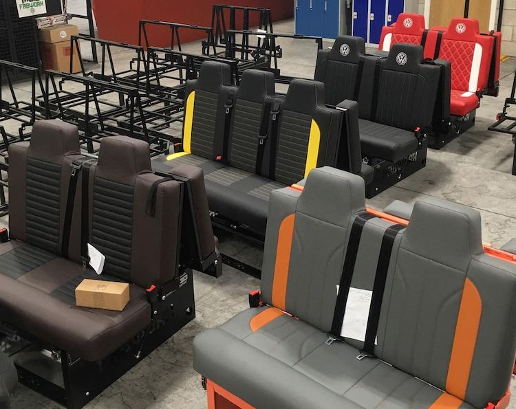 The Hog Ring - UK Seat Maker Moving to North Carolina and Hiring Trimmers