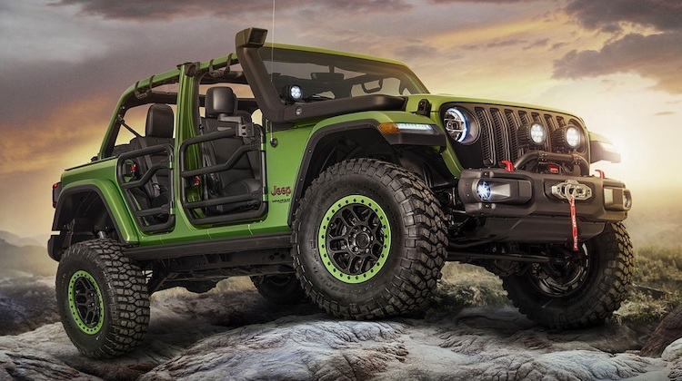 The Hog Ring - How to Attract Jeep and Off Road Drivers