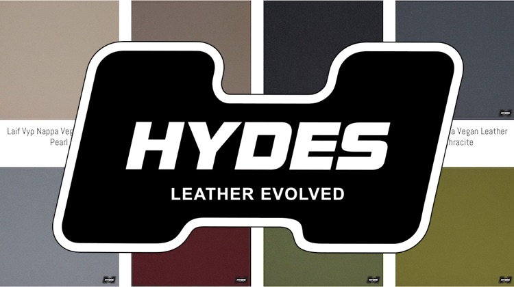 The Hog Ring - Hydes Leather Debuts Synthetic Vegan Collection