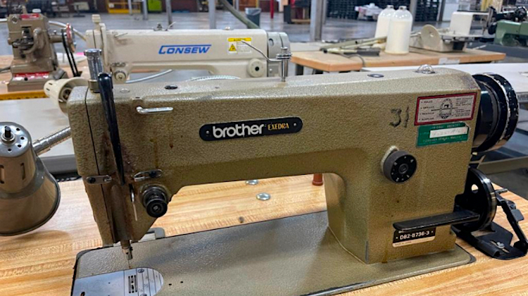 The Hog Ring - JCPenny is Auctioning All of its Upholstery Machines and Tools