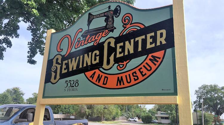 The Hog Ring - Theres a Sewing Machine Museum in Tulsa