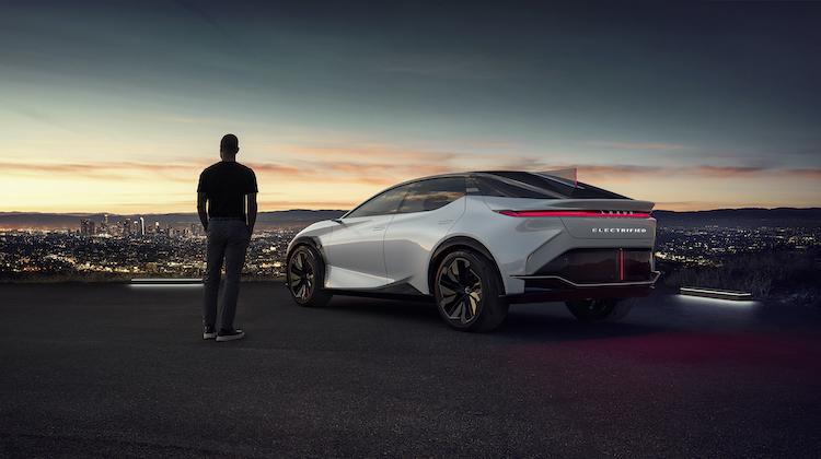 Which Lexus Interior do you like best - LF-Z Electrified
