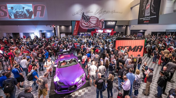 The Hog Ring - Display Your Car at the 2021 SEMA Show
