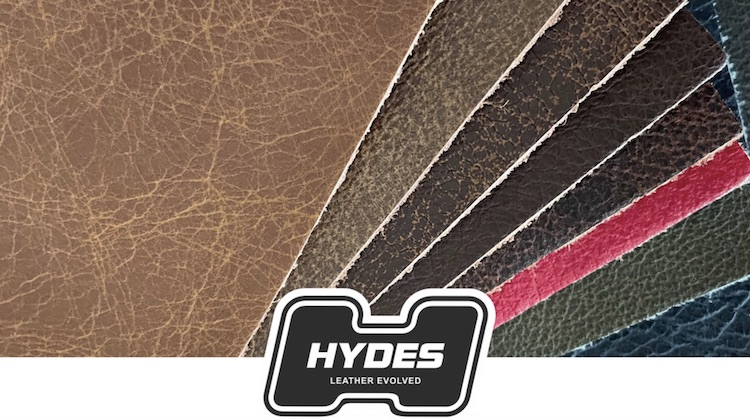 The Hog Ring - Hydes Introduces a New Range of Distressed Leather