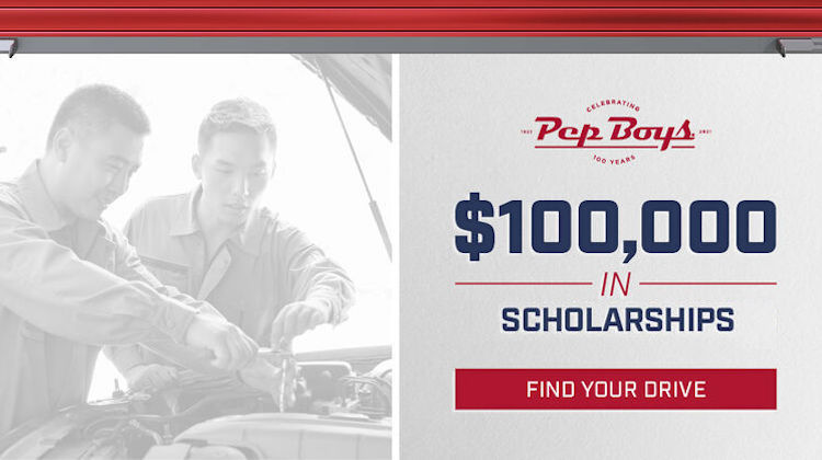 The Hog Ring - Pep Boys is Offering 100K in Scholarships