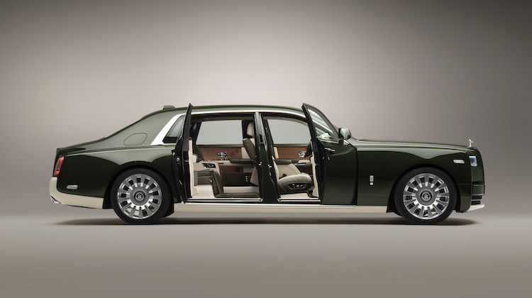 The Hog Ring - Rolls-Royce and Hermes Built a Custom Phantom