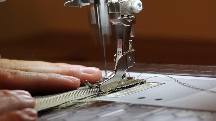 The Hog Ring - Webinar Learn Sewing Machine Basics