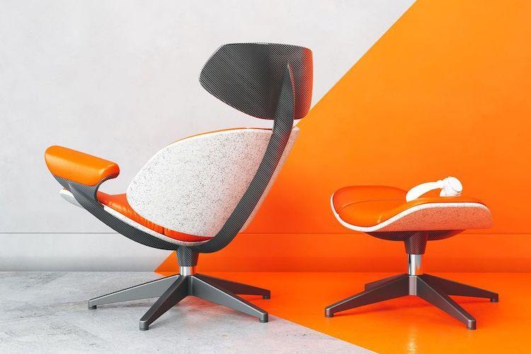 The Hog Ring - Ian Callum Designed a Badass Lounge Chair