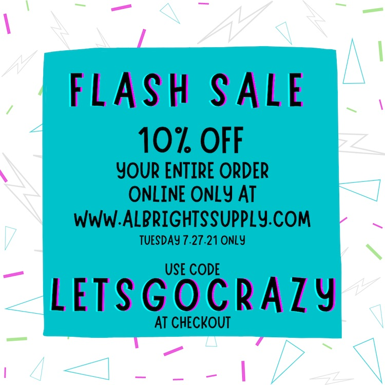 The Hog Ring - Albrights Supply Flash Sale