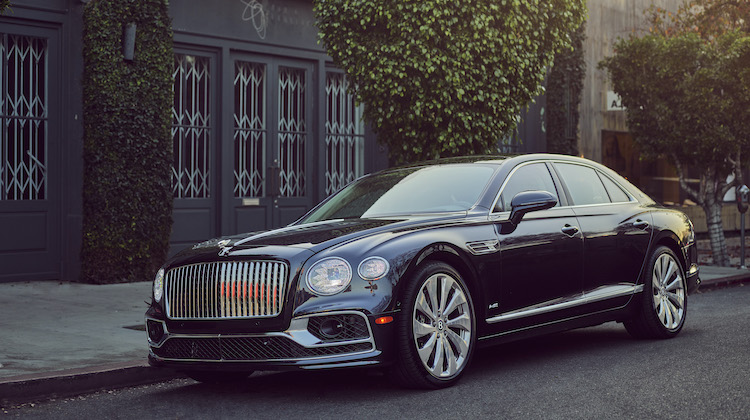 The Hog Ring - Bentley Flying Spur Named Best Automotive Interior