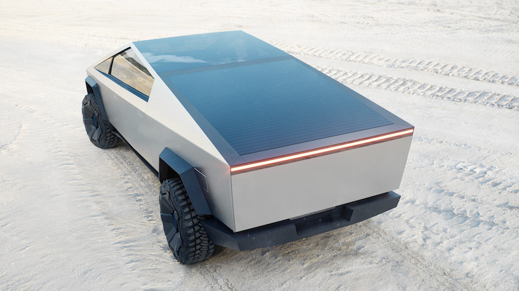 The Hog Ring - Tesla Put a Cool Spin on the Tonneau Cover
