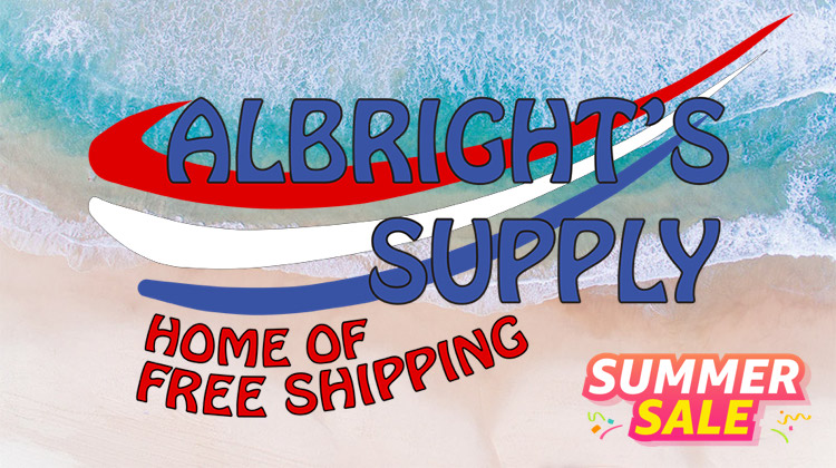 Albrights Supply - Summer Sale